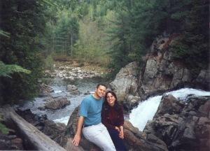 Near WOLBI, Fall 1994